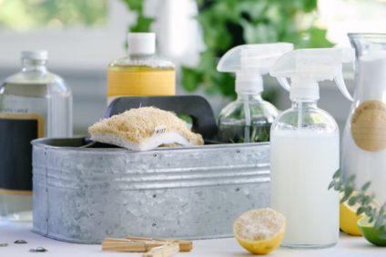 organiska rengöringsprodukter